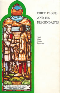 Chief Peguis and his Descendants by Thompson