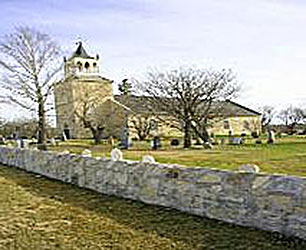 St Andrews Church, Red River
