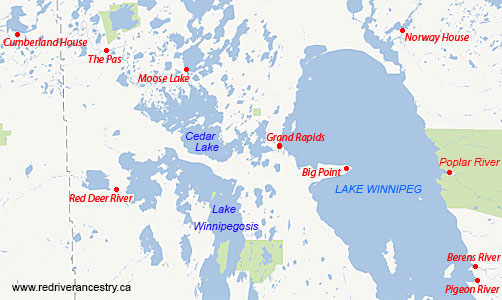 Lake Winnipeg Distrkict