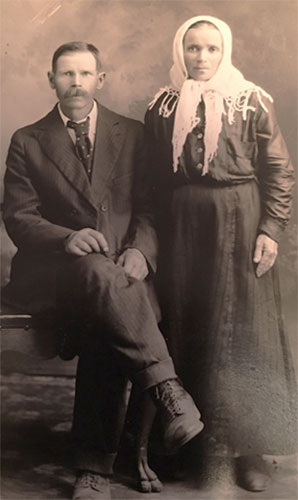 John and Theresa Bannish