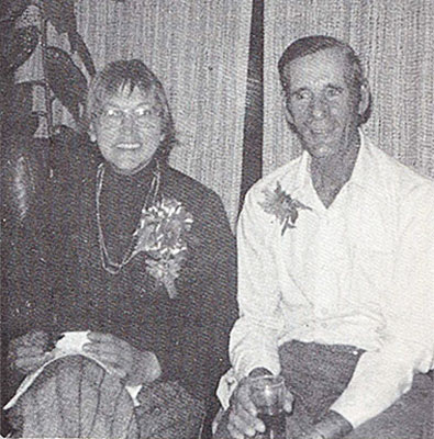 Lenore and Jack Clouston