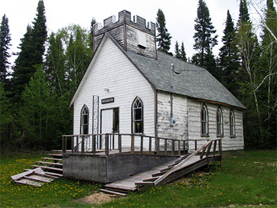 St Luke's Anglican Church - Balsam Bay