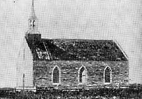Kildonan Presbyterian Church 1852