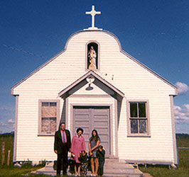 Lac Ste Anne Mission