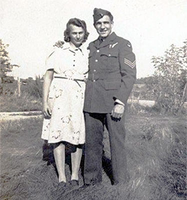 Phyllis and Stan Loutit