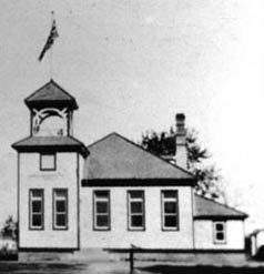 The old Mapleton School
