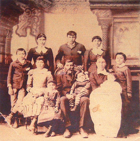 Family of John Edward Pruden (1839-1904)