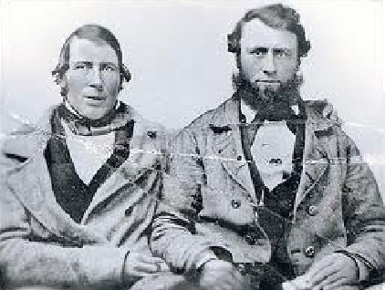 Pierre Guillaume Sayer & Louis Riel Sr.