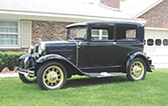 1928 Model A Ford (2)