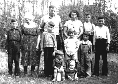 Still Family in 1940