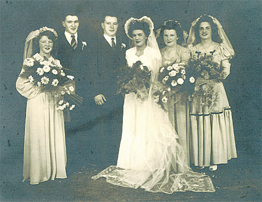 Gordon Still - Jean McKenzie Wedding