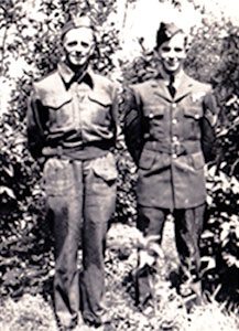 Soldier Father and Son - Jim and Gordon Still