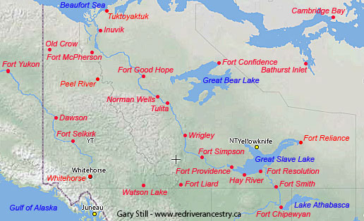 Mackenzie River District